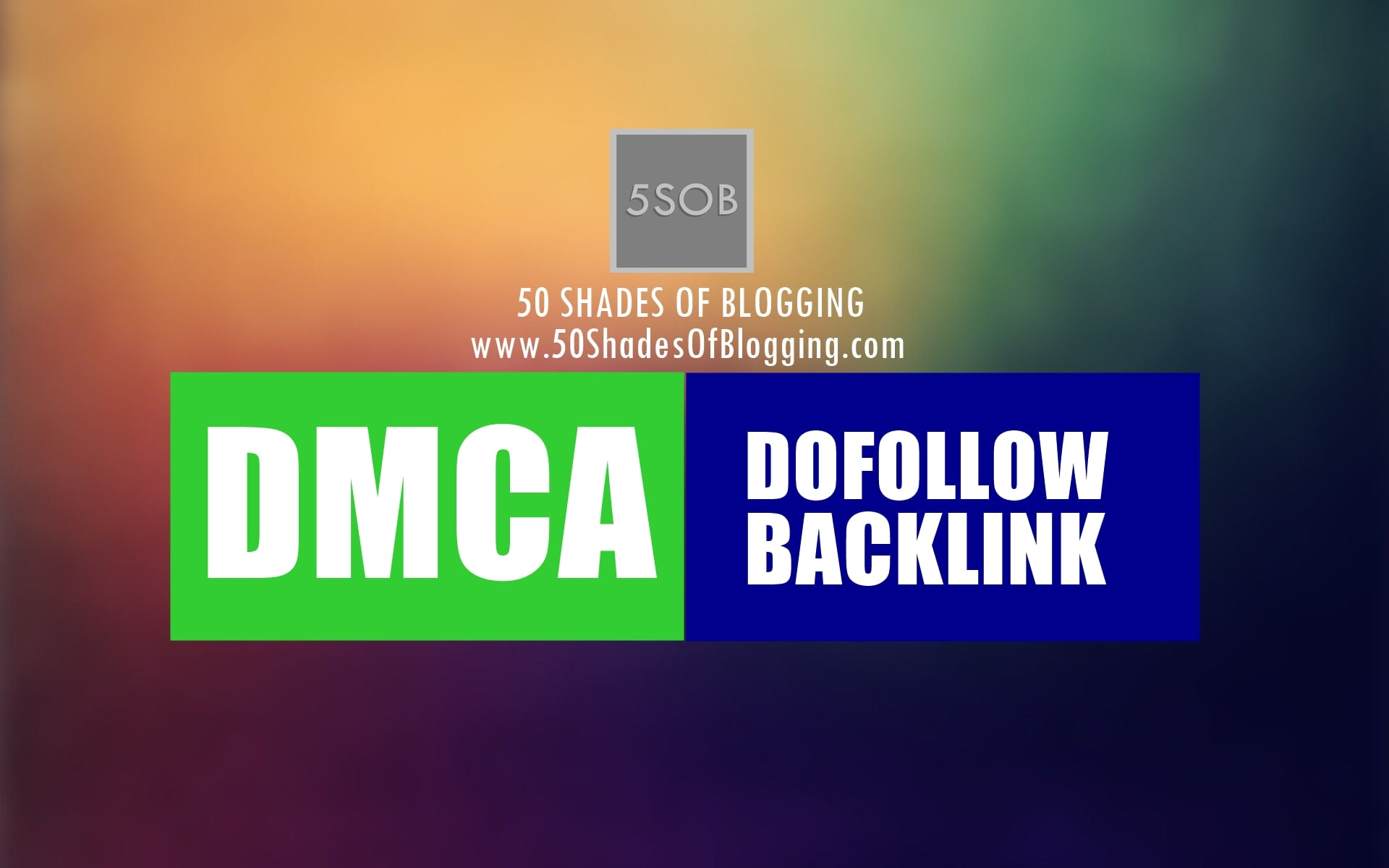 How To Get Dofollow Backlink from DMCA DA-83 & PA-86