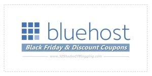 Bluehost Black Friday 2017 Deals and Discount Coupon Codes